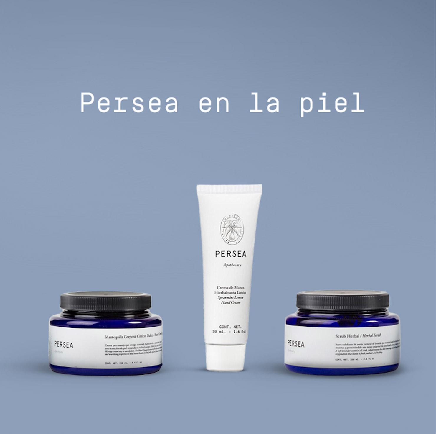 BALMORIA | Persea en la piel