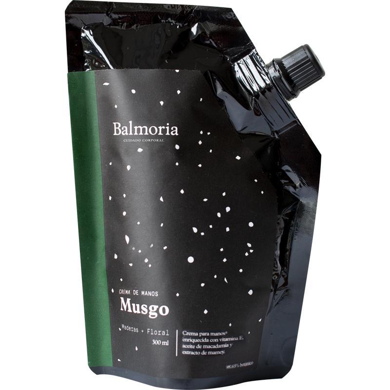 BALMORIA | Crema Manos Musgo