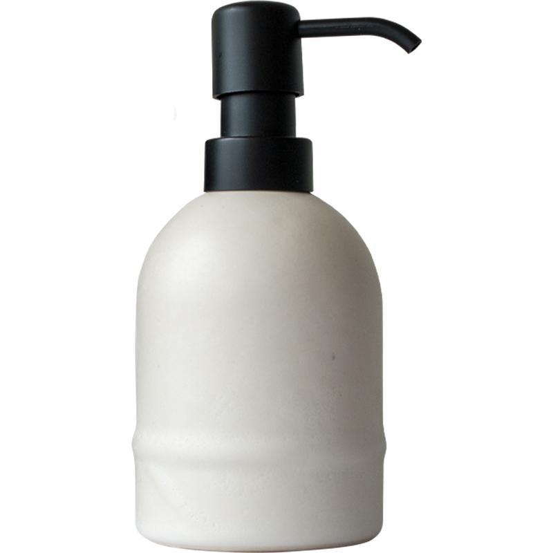 BALMORIA   Dispensador Blanco para Crema